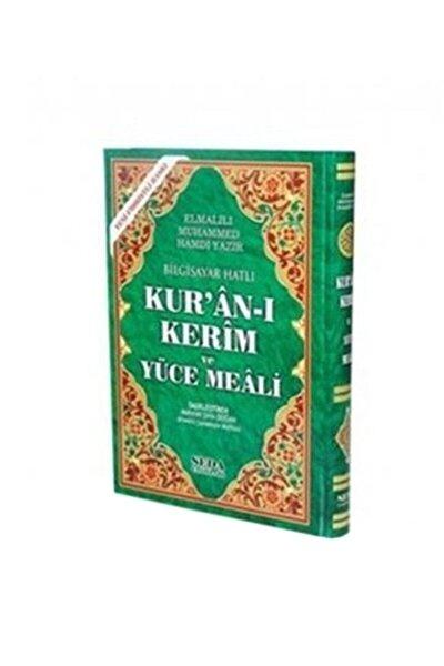 Bilgisayar Hatlı Kur'an-ı Kerim Ve Yüce Meali (orta Boy, Kod:149)