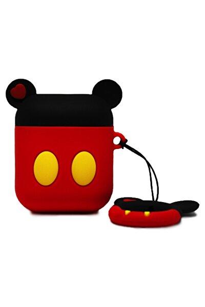 Apple Airpods 1 2 Mickey Mouse Kılıfı