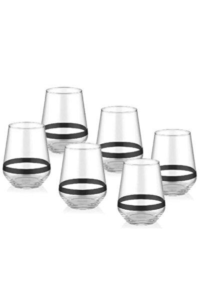 Dark Su Bardağı Kısa 6 Lı Set