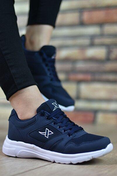 Lacivert Unisex Sneaker 12020
