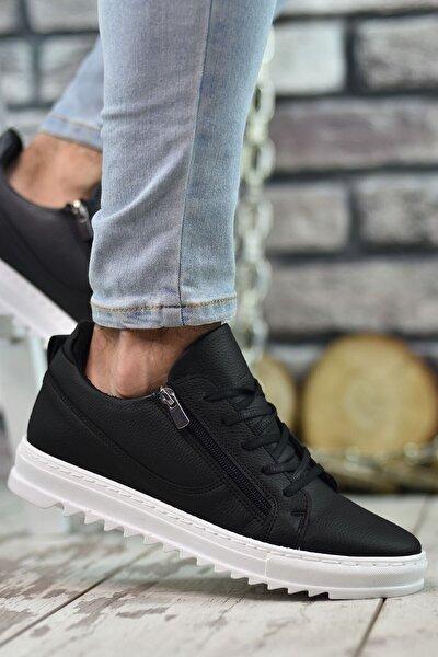 Siyah Erkek Sneaker 0012961