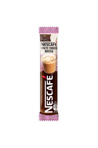 White Choco Mocha Beyaz Çikolata Aromalı 19,2 gr