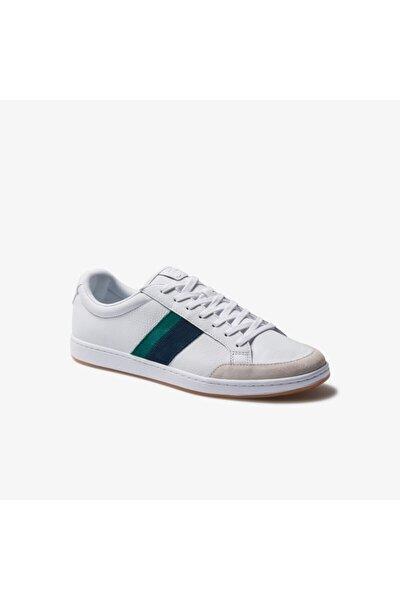 Carnaby Ace 120 8 Sma Erkek Beyaz Deri Renk Bloklu Sneaker