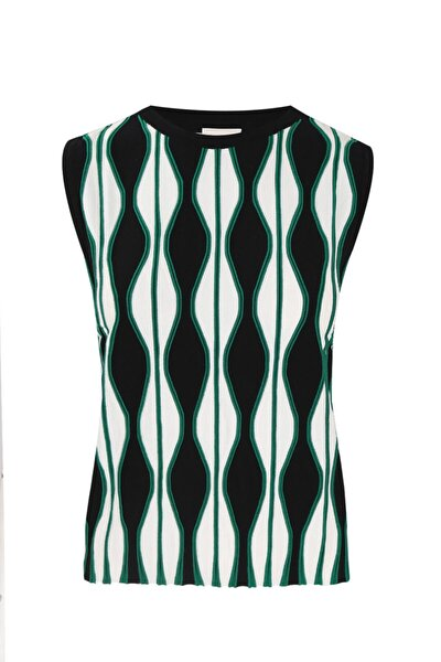 Kadın Yeşil Bluz