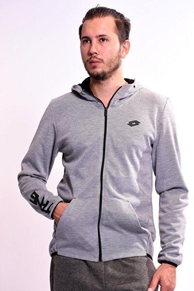 Erkek Gri Spor Sweatshirt R4595