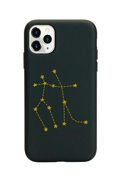 Ikizler Burcu (gemeos) Yıldız Haritası Tasarımlı Iphone 11 Pro Max Kılıf