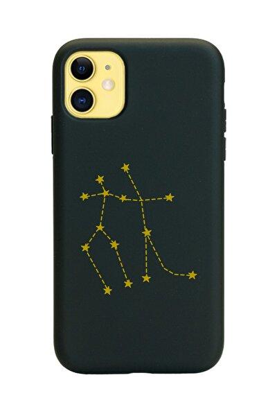 Ikizler Burcu Yıldız Haritası Tasarımlı Iphone 11 Kılıf