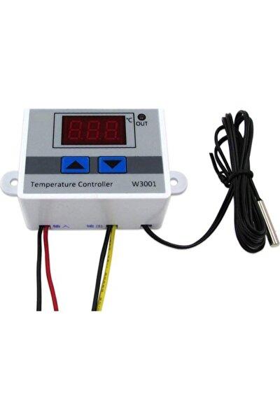 Xh-w3001 12v Dc Dijital Termostat Akvaryum Kuluçka Makinesi Için Modül