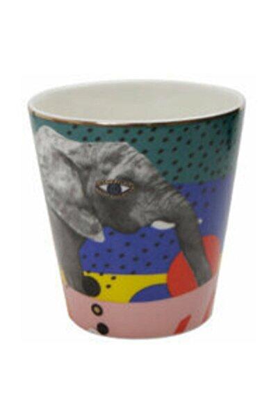 Wild Life Elephant Bardak 320 Cc