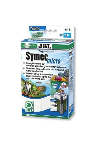 Symec Micro Mikrofiberli Filtre Elyafı
