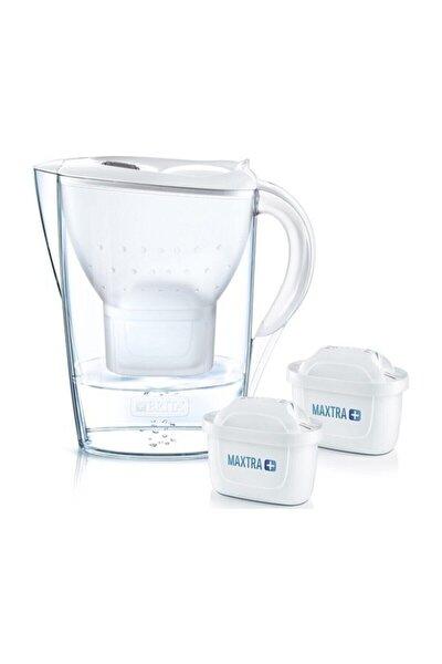 Marella Cool 2 Filtreli Su Arıtma Sürahisi - Beyaz