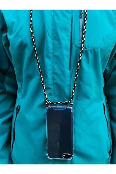 Iphone 7 Boyundan Askılı Telefon Kılıfı