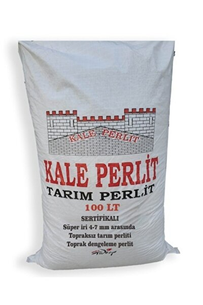 100 Lt Üretim Belgeli Tarım Perliti (topraksız Tarım Torfu Perlit)