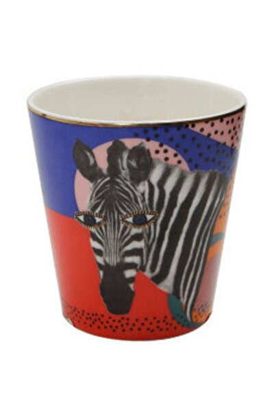 Wild Life Zebra Bardak 320 cc