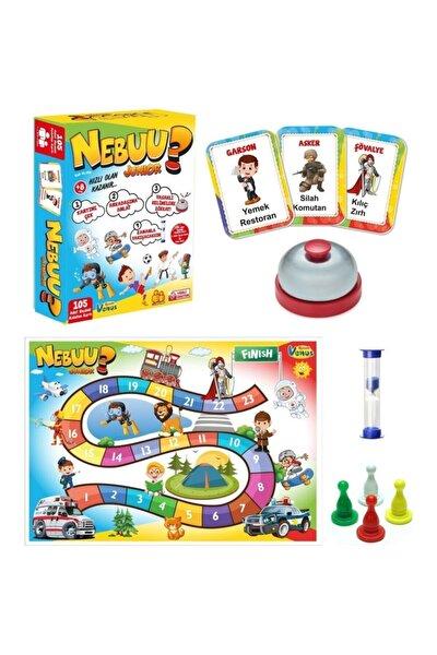 Oyuncak Nebuu Junior Kutu Oyunu