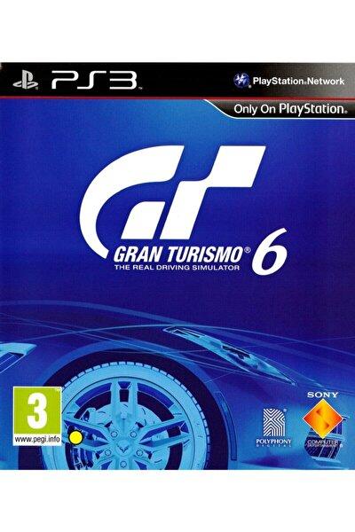 Gran Turismo 6 - Ps3 Oyun