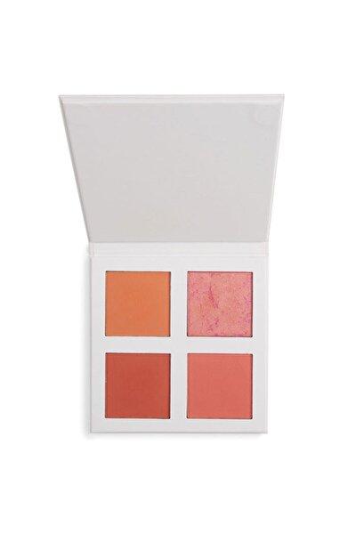 Peach Blush Palette Kontür Paleti 4k 4g