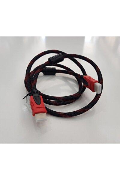 1.5metre Örgülü Hdmı Kablo 1080p