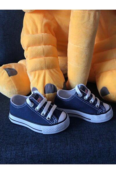 Unisex Çocuk Laciveret Keten Ayakkabı