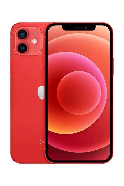 iPhone 12 64GB (PRODUCT)RED Cep Telefonu (Apple Türkiye Garantili) Aksesuarsız Kutu