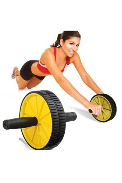 Karın Kası Egzersiz Tekerleği Karın Kası Spor Aleti Ab Wheel