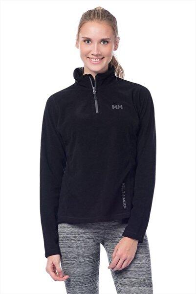 Kadın Siyah Polar Fleece 990