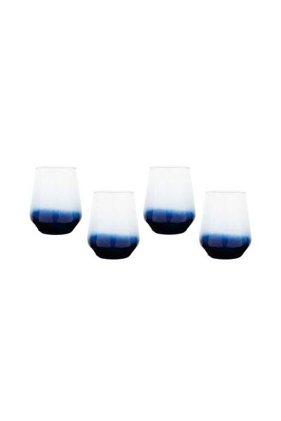 Lora 4lü Meşrubat Bardağı Seti -navy