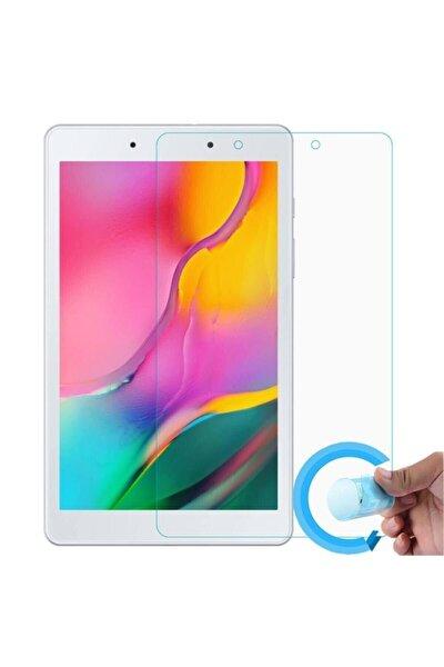 Samsung Galaxy Tab A 8.0 T290 Uyumlu Esnek Nano Kırılmaz Cam Ekran Koruyucu