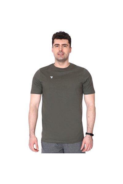 Spt Easy Erkek Haki Tişört Tkt100104-hkı