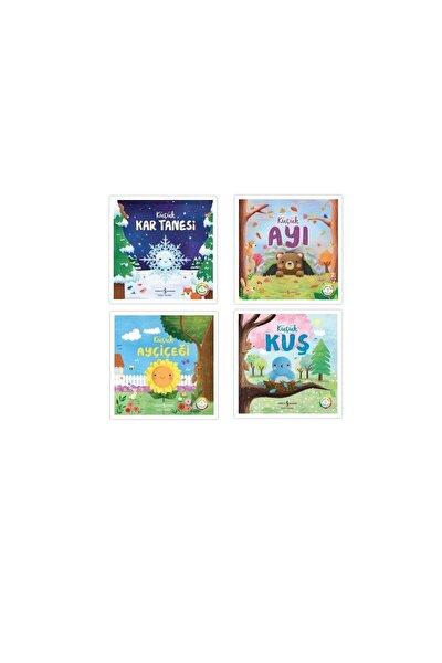 Doğanın Eşsiz Hikâyeleri (küçük Kar Tanesi, Küçük Kuş, Küçük Ayı, Küçük Ayçiçeği) 4 Kitap Set