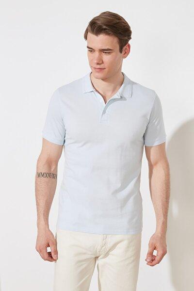 Mavi Erkek Slim Fit Polo Yaka Kısa Kollu Polo Yaka T-shirt TMNSS20PO0009