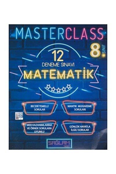 Sağlam Test 8. Sınıf Master Class Matematik 12 Deneme