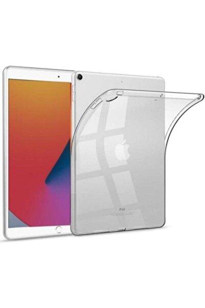 Apple Ipad 8. Nesil 10.2'' Şeffaf Silikon Kılıf Soft Arka Kapak