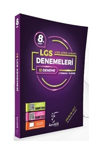 8. Sınıf Lgs 12'li Denemeleri 4 Tarama 8 Genel