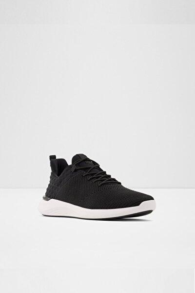Erkek Siyah Sneaker Ayakkabı