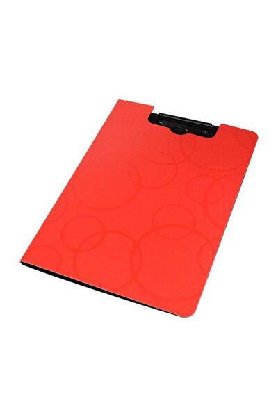 Kırmızı A4 Kapaklı Sekreterlik