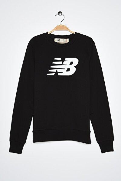 Kadın Spor Sweatshirt - CREW NECK  - WTC0303-BK