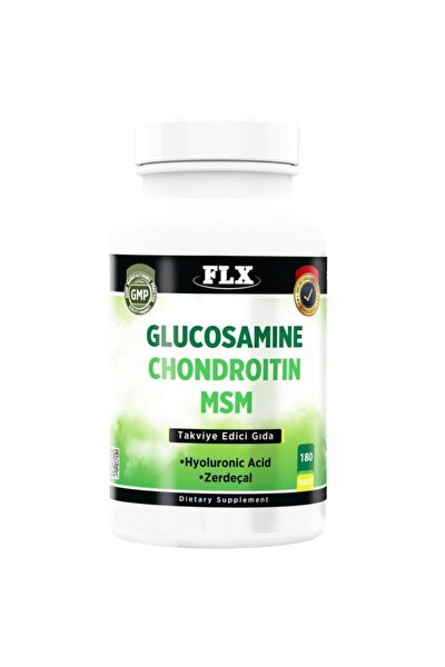 Glucosamine Chondroitin Msm 180 Tablet