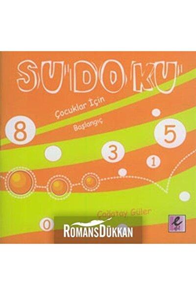 Sudoku: Çocuklar için Başlangıç - Çağatay Güler 9786054334261