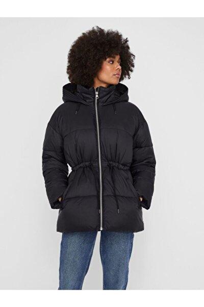 Kadın Siyah Vmsoho Jacket Mont
