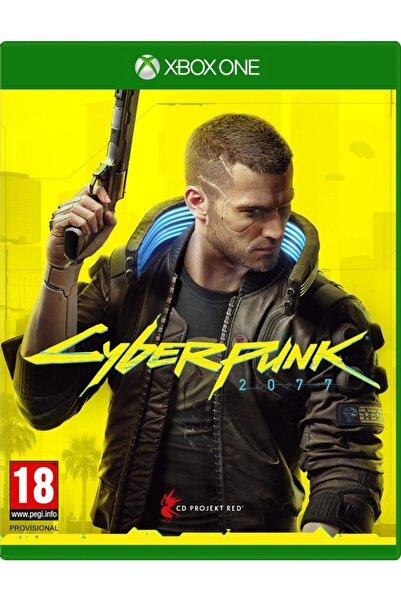 Cyberpunk 2077 Standart Edition Xbox One
