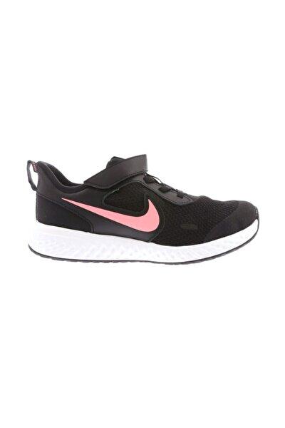 Nıke Çocuk Siyah Bq5672-002 Revolution 5 Ps Nıke Spor Ayakkabısı
