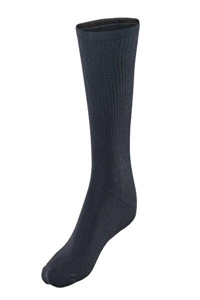 Kadın Termal Uzun Çorap 9273 - Siyah