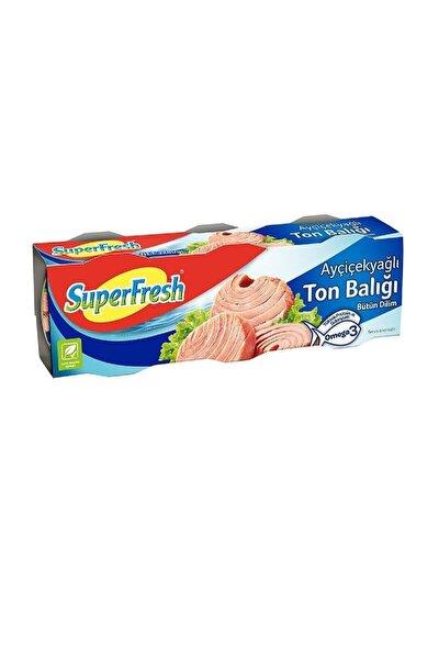 Super Fresh Klasik Ton Balığı 3*80 Gr