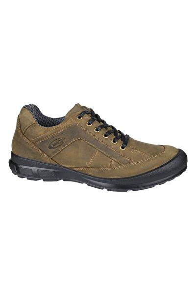 Su Geçirmez Crazy Deri Olive Erkek Ayakkabı M1543co