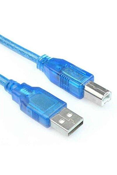 Uno - Mega Usb Kablo 30cm Usb Yazıcı Kablosu