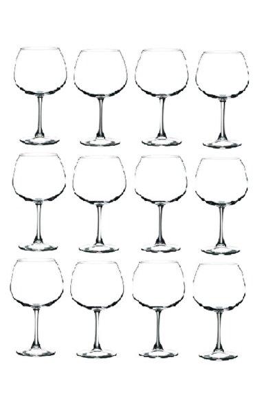 Enoteca Şarap Kadehi 12'li Büyük Kadeh Bardak