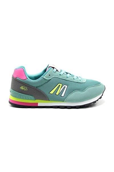 Kadın Yeşil Sneaker Günlük Spor
