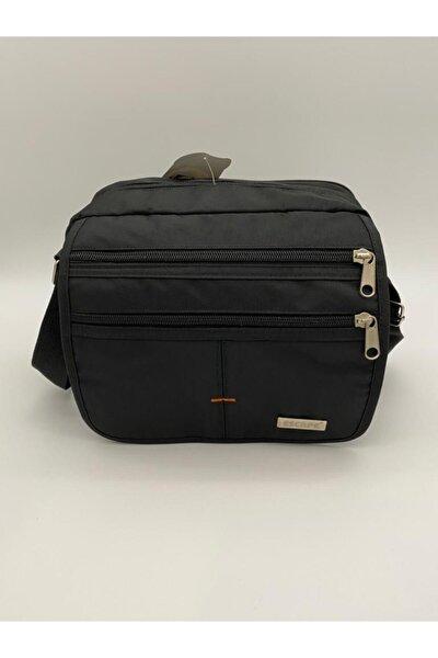 Unisex Siyah Postacı Çanta 3310