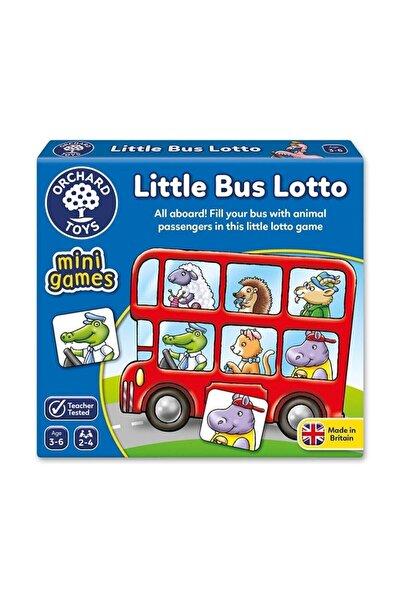 Puzzle Little Bus Lotto /